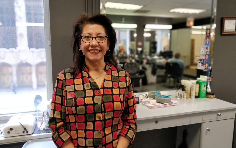 Madison Hair Styling Chicago Loop Barber Of Choice
